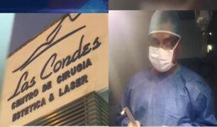 Liberan a médico denunciado por muerte de paciente que se sometió a liposucción