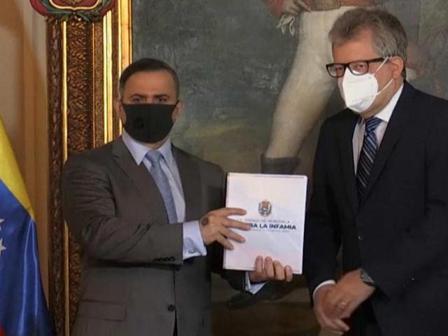 Gobierno venezolano presenta un contrainforme para desmentir la violación de Derechos Humanos