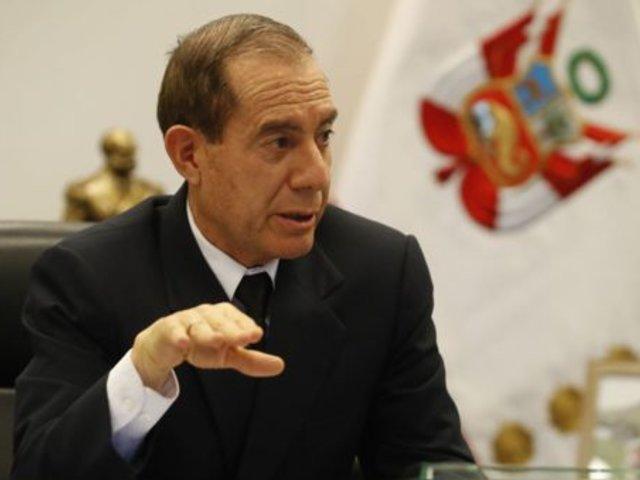 Premier Martos: Un 78% está en contra que el presidente Martín Vizcarra sea vacado
