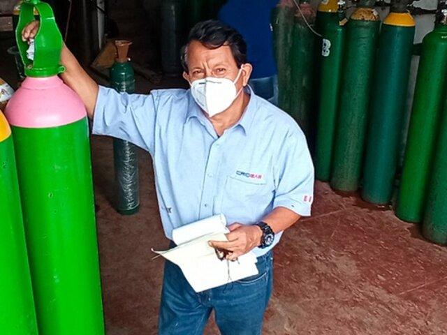 Ángel del Oxígeno expresó su alegría por caída de ventas en su negocio