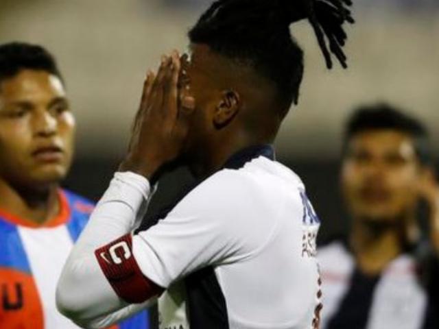 Copa Libertadores: Alianza rescató empate ante Estudiantes y lleva 22 partidos sin ganar