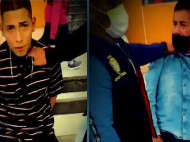 "SMP: PNP captura integrantes de banda ""Los Cuervos de Zarumilla"""