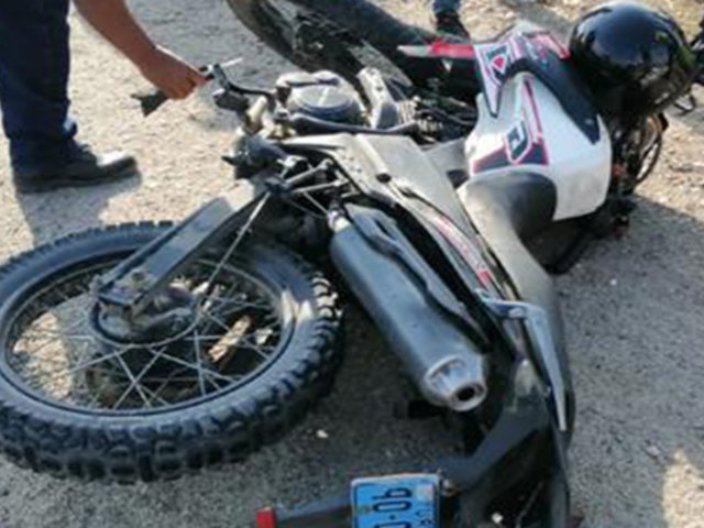 Piura: estudiante falleció en violento accidente de tránsito