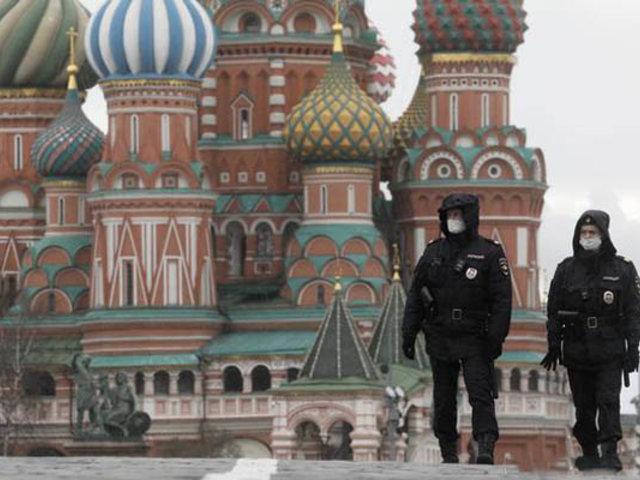 Alarma en Rusia tras registrarse un nuevo  récord de casos de Covid-19