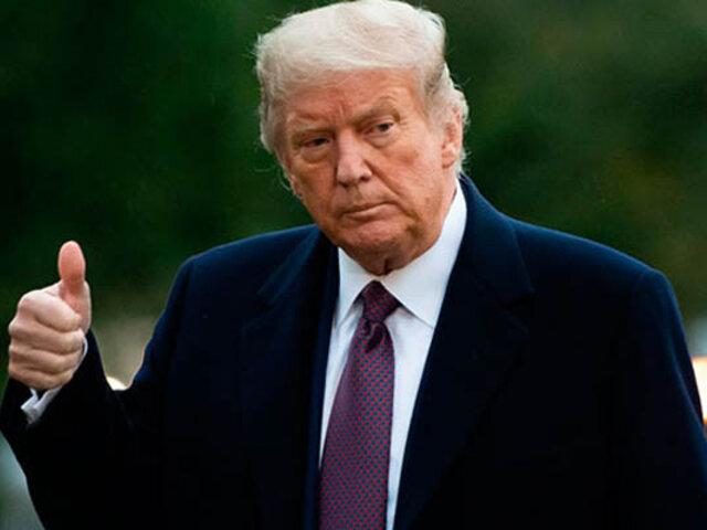 Trump: revelan audios donde amenaza a secretario de Georgia para conseguir votos