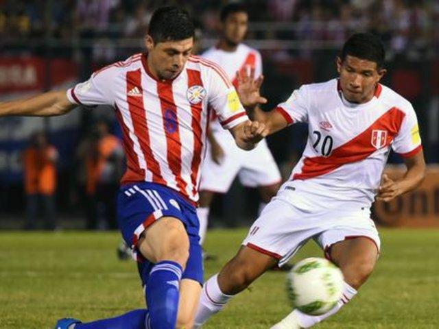 Antecedentes históricos de Perú ante Paraguay en eliminatorias sudamericanas