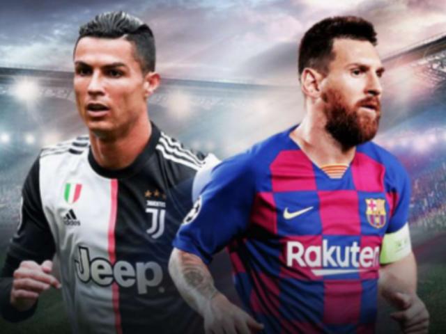Juventus vs Barcelona: se actualiza el duelo Cristiano - Messi