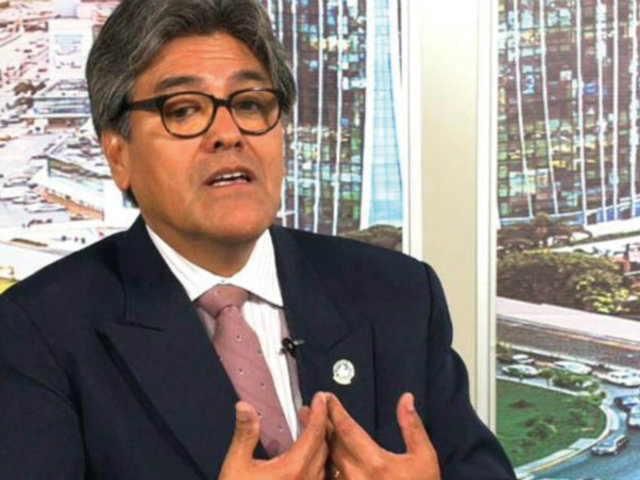 Elecciones 2021: Abel Salinas confirma precandidatura con Partido Aprista