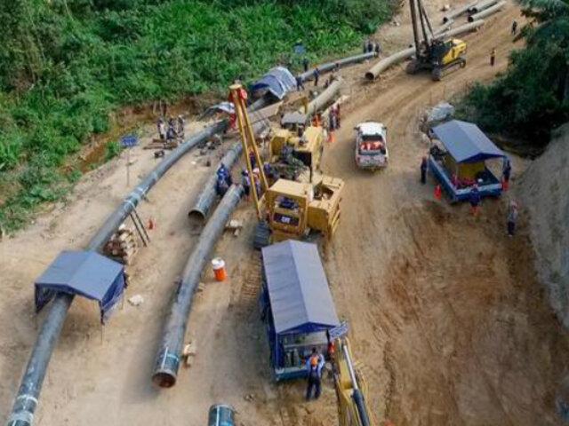 Gasoducto Sur Peruano: Minem espera licitar proyecto durante primera mitad del 2021