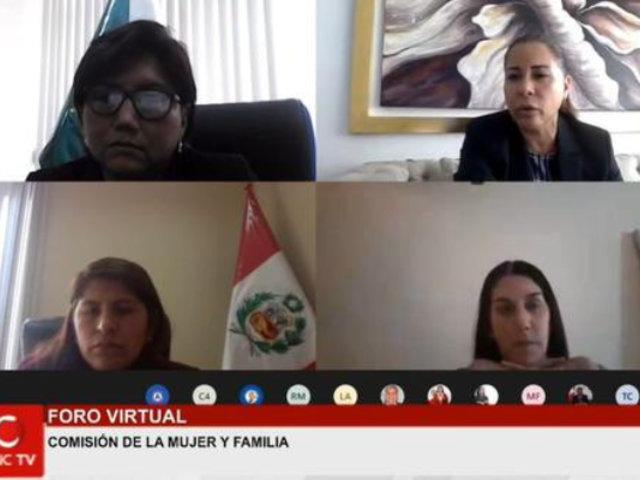 Congreso: Comisión de la Mujer aprobó dictamen sobre paridad en el Ejecutivo