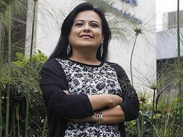 Congresista de Somos Perú contrata como asesora principal a Mirian Morales