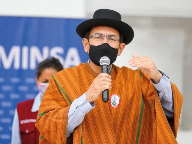Martín Vizcarra: Democracia es elegir bien a autoridades para no estar quejándonos al año