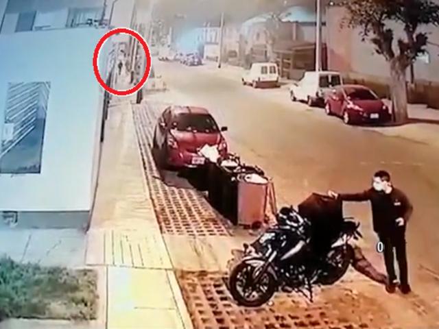 VES: detienen a delincuente que casi mata a balazos a su víctima