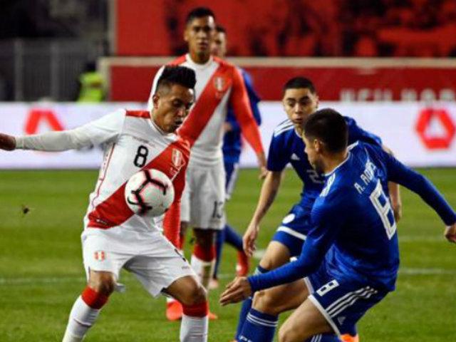 Perú vs. Paraguay: Bicolor empató 2-2 por la primera fecha de Eliminatorias Qatar 2022