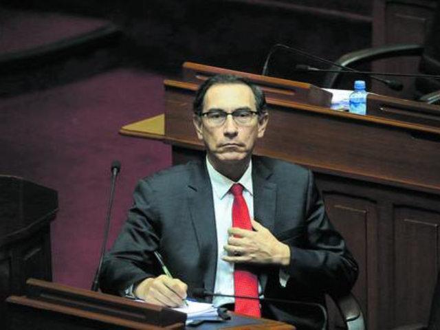 ¿Cómo va el proceso de vacancia contra el presidente Martín Vizcarra?