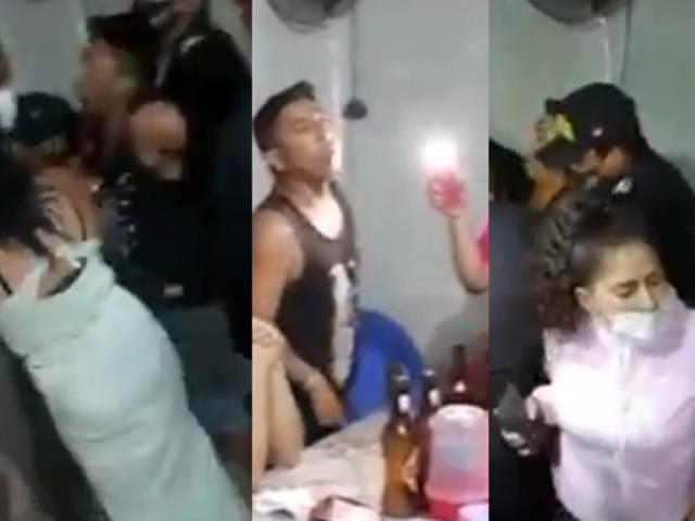 Tumbes: familia se enfrenta a policías para evitar detención