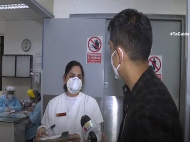 Batalla sin descanso en el Hospital Militar: turno en el área de emergencias