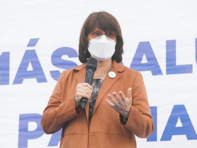 """Pilar Mazzetti sobre Vizcarra: """"Hay que esperar el final de las investigaciones"""""""