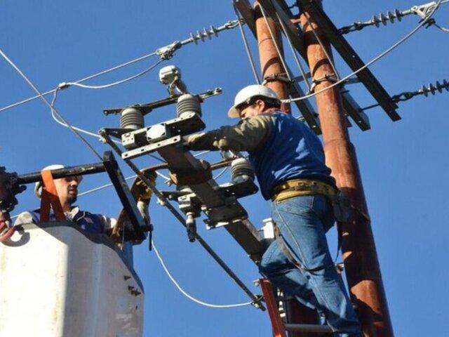 ¡Anuncian cortes de luz del 26 al 31 de octubre! conozca las zonas afectadas