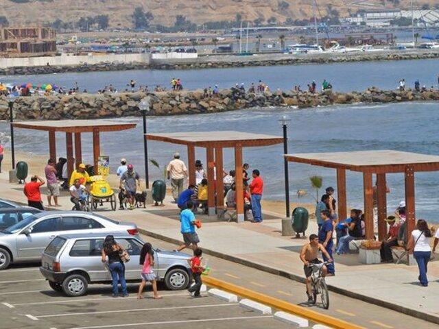 Gobierno restringirá circulación vehicular los sábados y domingos en la Costa Verde