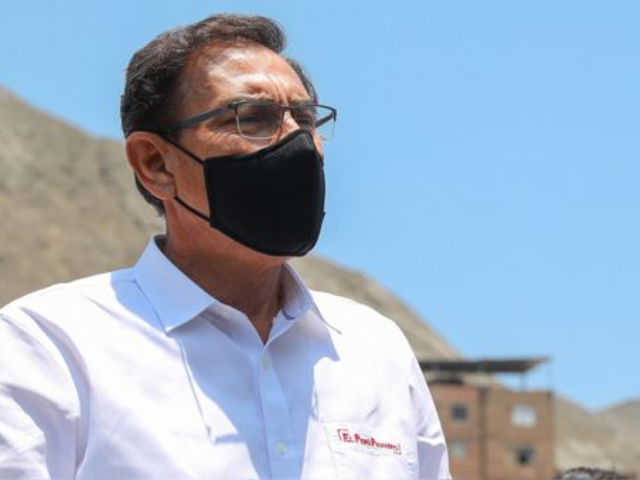 Equipo Lava Jato pide autorización a fiscal Ávalos para investigar a Vizcarra