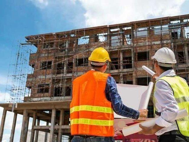 Sector construcción registra un crecimiento paulatino desde septiembre