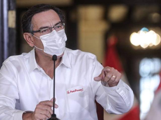 Junta de Portavoces se reunirá mañana por nueva moción de vacancia presidencial