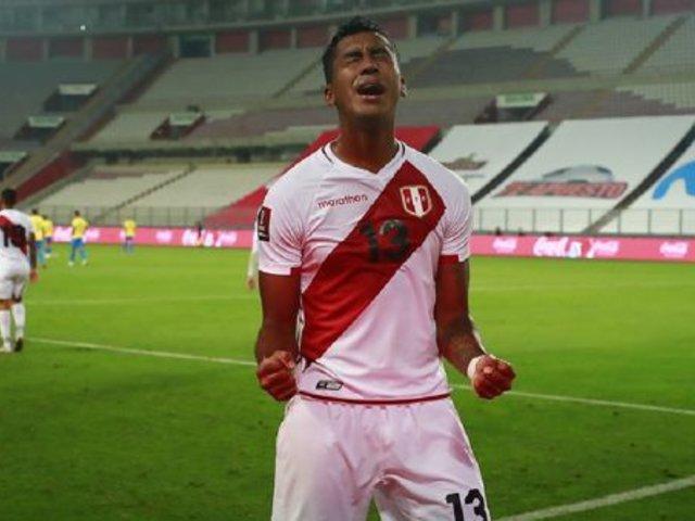 Renato Tapia señaló que los jugadores también protestarán por la crisis política