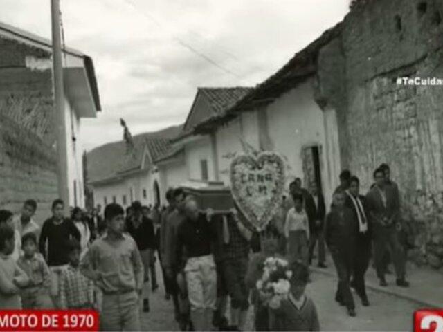 Terremoto de 1970: Revelan detalles sobre los 15 alpinistas checos que desaparecieron en Yungay