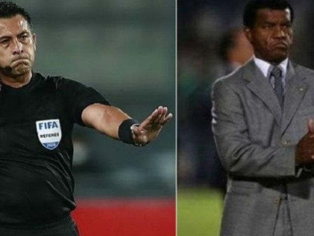 "Julio César Uribe sobre Perú vs. Brasil: ""El arbitraje de Bascuñán no me pareció malo"""