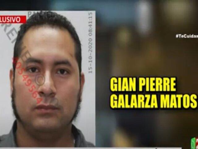 ¡Exclusivo! Identifican a sujeto que disparó desde su auto en avenida Javier Prado