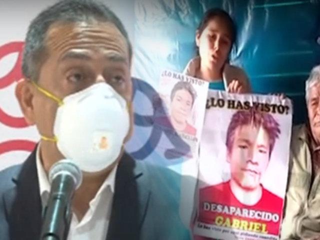 Más de 10 mil personas están desaparecidas desde enero en el Perú