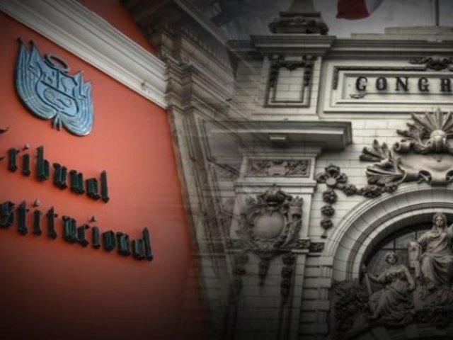 TC: Congreso aprobó reglamento del concurso público para elegir a magistrados