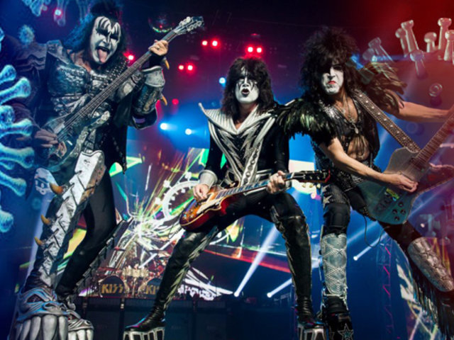 KISS reprograma concierto en Lima hasta 2021 debido a la pandemia