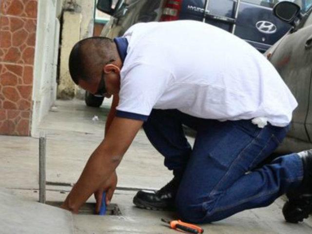 Sedapal advierte sobre falsos tramitadores al gestionar conexiones de agua