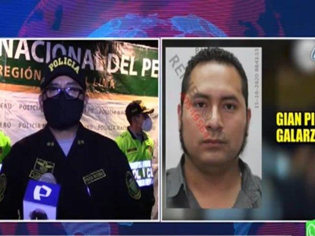 """Policía pedirá detención preliminar para """"el pistolero de Ate"""""""