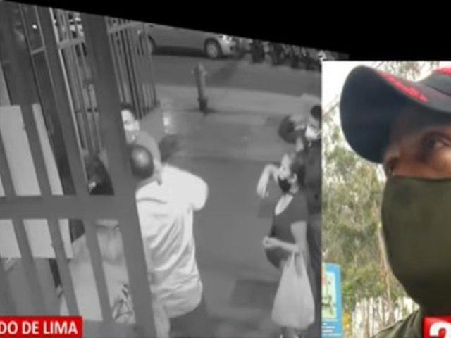 Habla vigilante de condominio que fue agredido por impedir el ingreso a visitantes a fiesta