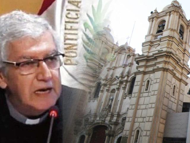 Arzobispo de Lima: Iglesias podrían reabrir desde el 15 de noviembre
