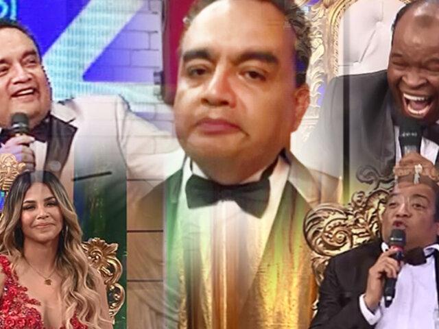 """Todo el elenco de """"El Wasap de JB"""" en Porque hoy es sábado con Andrés"""