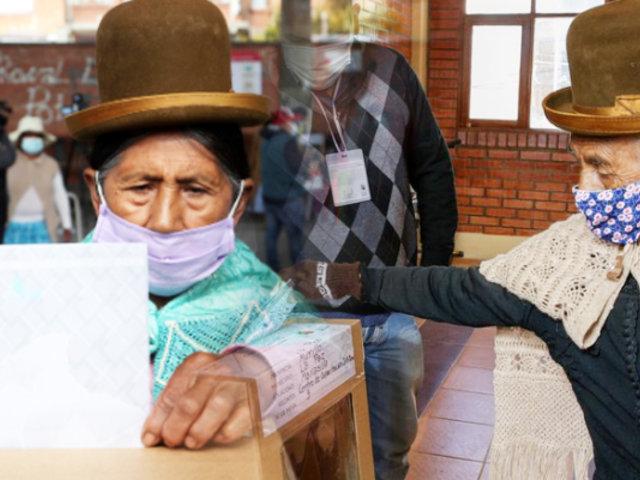 Bolivia elige nuevo presidente tras la renuncia de Evo Morales