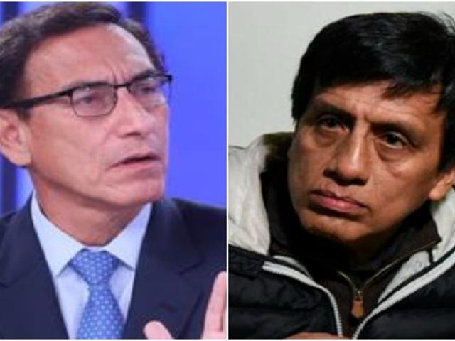 Fotos revelan que Vizcarra se habría reunido con Antonio Camayo
