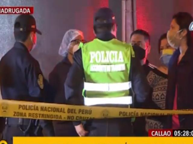Callao: tráiler arrolló y mató a ciclista en Av. Argentina