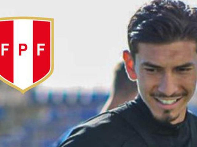 Bicolor convoca a Jean Pierre Rhyner para jugar ante Chile y Argentina, según FC Cartagena