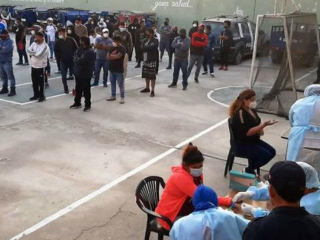 Áncash: 47 de 80 intervenidos en una fiesta clandestina dan positivo al covid-19
