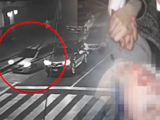 Fiscalizador de Surco impide secuestro de mujer