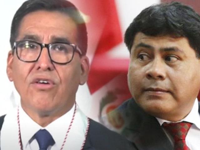 Fiscales Chirre y Juárez en pugna por investigar al presidente Vizcarra
