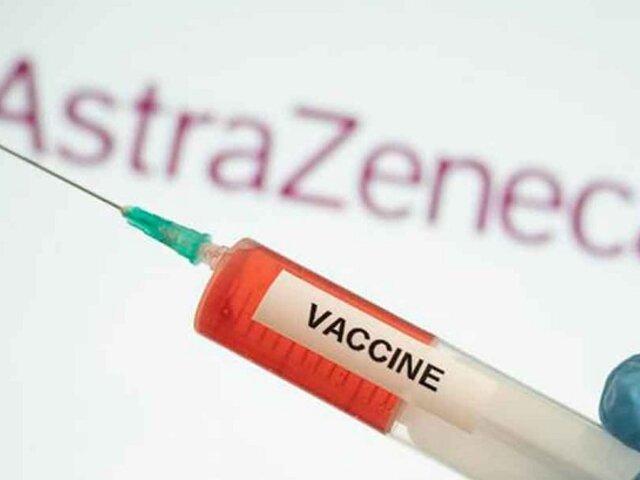 Reino Unido celebra como un éxito la vacuna de Oxford y Astrazeneca