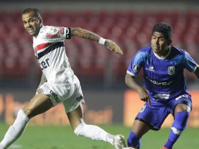 Copa Libertadores: Binacional dijo adiós siendo el más goleado en la fase de grupos