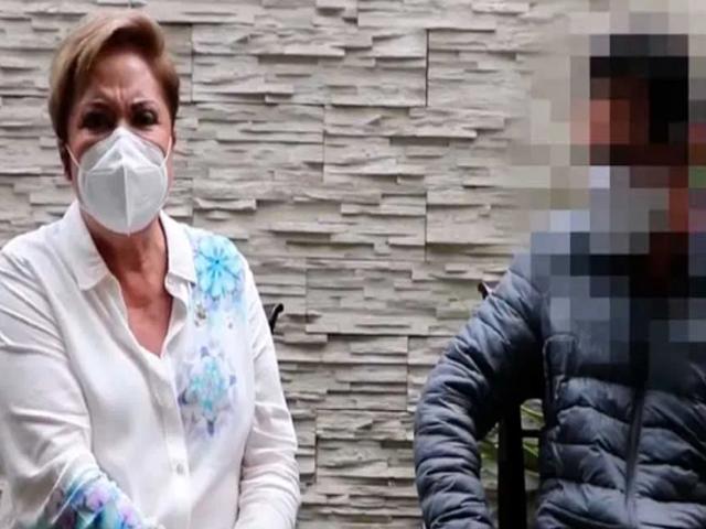 Ministra de la Mujer visitó al padre de la joven violada por 5 sujetos en Surco