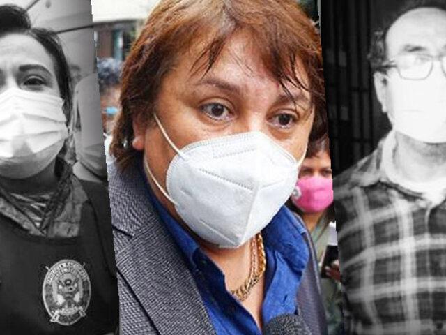 Caso 'Richard Swing': Poder Judicial declaró infundado el pedido de prisión preventiva contra 4 investigados